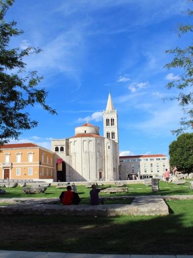 Kościół sv.Donata / Forum