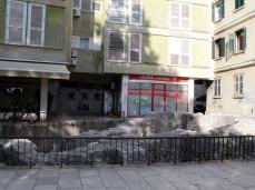Ruiny w centrum
