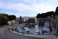 widok na Port Fosa