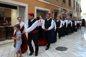 zespół tańca