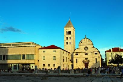 muzeum, kościół i klasztor św.Marii