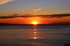Zachód słońca 1