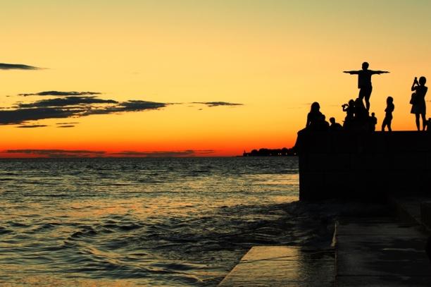 Zachód słońca 3
