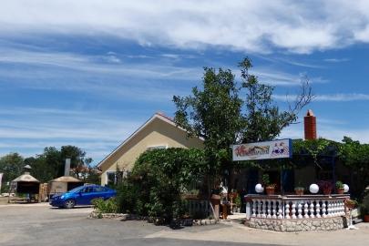 Restaurant AS i kuchnia lokalna